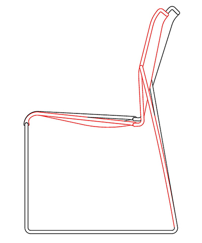 Elastic Chair